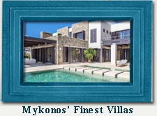 mykonos holiday villas
