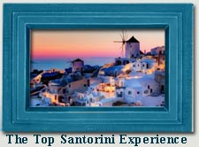 holidays to santorini