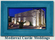 medieval castle wedding